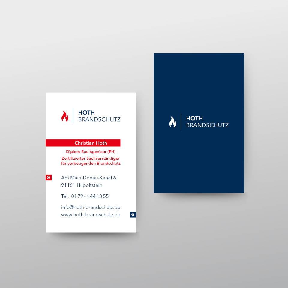 Klaus Schindhelm / Referenzen / Hoth Brandschutz - Unternehmensauftritt