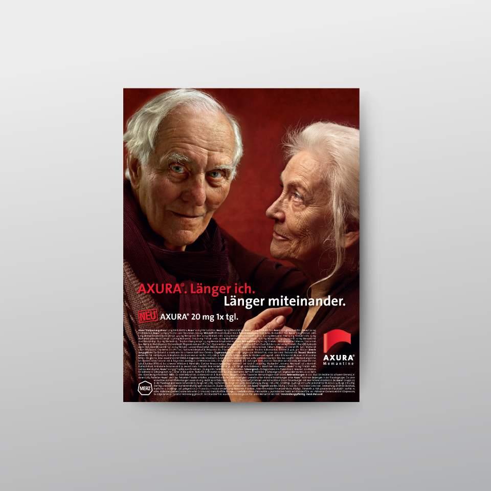 Klaus Schindhelm / Referenzen / Merz - Anzeige
